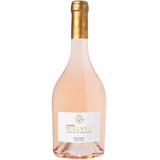 Malyse Rose wine